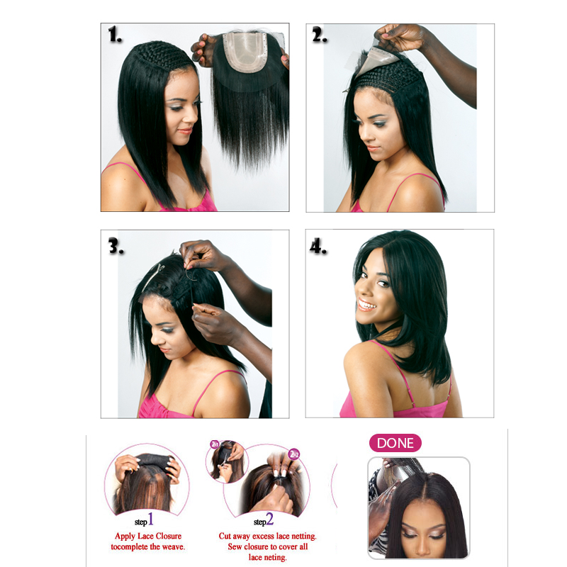 How-to-Apply-4X4-Lace-Closure