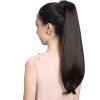 Drawstring-Pony-tail-Long-Straight-Hair-Extensions-Piece-Wrap-Around-Ponytail