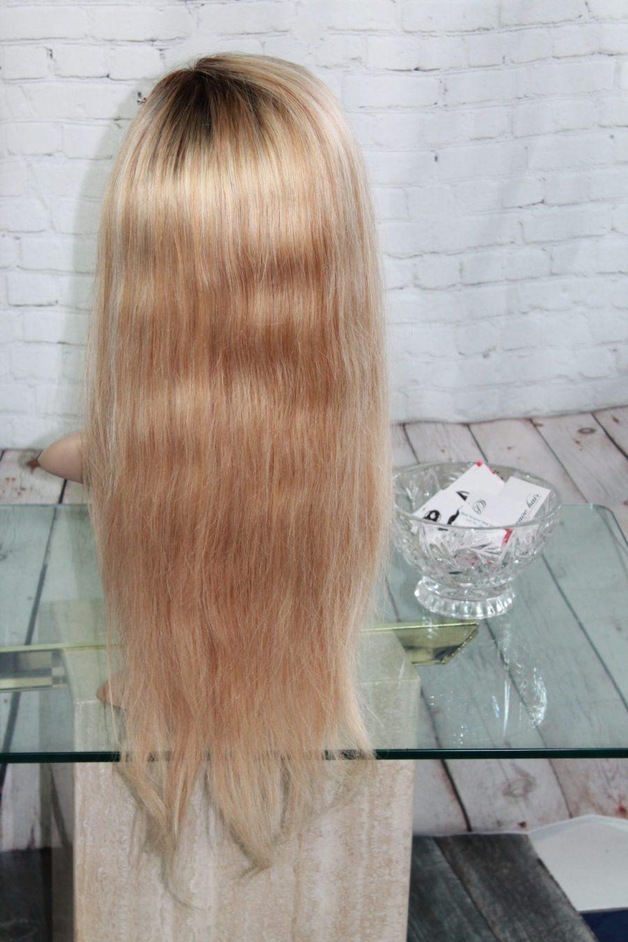 Perruque-Longue-Blonde-Cheveux-Naturelle-18po-Canada